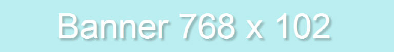 banner 768 x 102